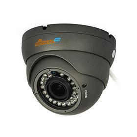3Mpix IP DOME kamera Signal HDV-190 (3 Mpix, 2,8 - 12 mm, 0,01 lx, IR do 30m)